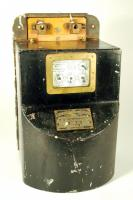 Westinghouse Shallenberger ampere-hour meter, ca. 1897