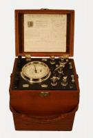 Portable electric test meter, ca. 1912