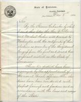 Gen. G.F. Shepley on Louisiana elections, 1862