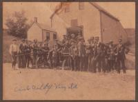 Androscoggin No. 2 company, Topsham, ca. 1890