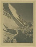 Gulf Island Dam and hydro station construction, ca. 1926