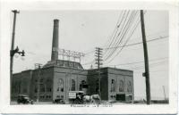 Forest Avenue substation, Portland, ca. 1917