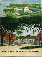 Maine Yankee brochure, Wiscasset, 1975