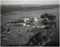 Maine Yankee Atomic Power Station, Wiscasset, ca. 1972