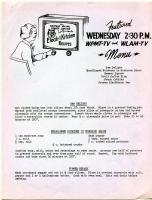 ElectriKitchen recipes, 1954