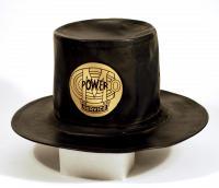 Rubber top hat, ca. 1910