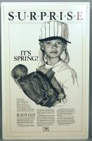 'Spring' CMP safety poster, ca. 1980