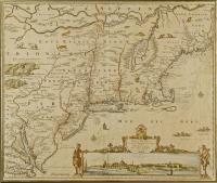 Novi Belgii: Novaeque Angliae Nec Non partis Virginiae