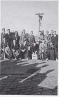 Eastern sponsored softball team, Brewer, 1936