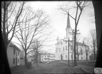 Second Parish Church, Biddeford, ca. 1910
