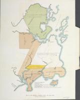 Map of Cape Elizabeth, Richmond Island area, 1884