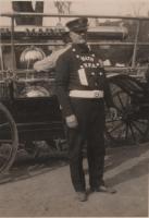 'Senator Baxter' hand pumper engine, Bath, ca. 1920