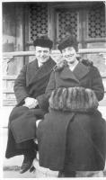 Arthur and Annah Richardson, Beijing, China, 1918