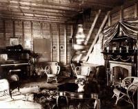 Frank Swan's summer camp, music room