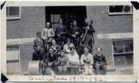 Good Will School Orchestra, Fairfield, 1920
