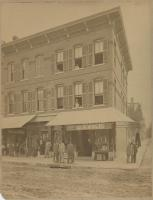 J. H. Wolf clothing store, Portland, ca. 1900