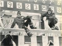 Scorekeepers, Sugarloaf World Cup, Sugarloaf, 1971