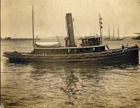 Portsmouth tugboat