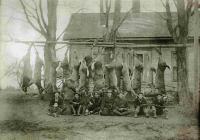 Hunting, Stetson, 1915
