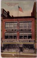 American Clothing Co., Portland