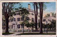 The Portland Club, Portland, ca. 1921