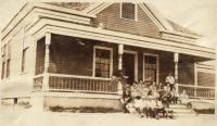 East Raymond school students, ca. 1925