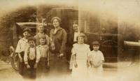 Shadigee School, Casco, ca. 1925