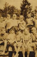 Nutrition Camp, Casco, 1925