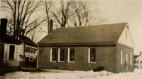 West Main Street School, Yarmouth, ca. 1920