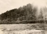 Weir near Deer Isle, N.B.