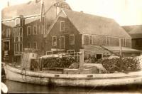 Former Vanderbilt yacht, Eastport, ca. 1930
