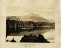 Mount Katadn from York's Camps