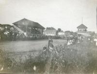Hartland agricultural fairgrounds, ca. 1890