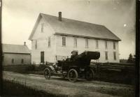 Grange Hall, Atkinson Mills, ca. 1910