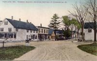 Warren Square, Hartland, ca. 1890