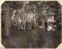 The Birch Chapel, Pine Point-Great Lake, ca. 1910