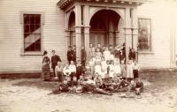 Deer Isle school, ca. 1900
