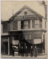 Benoit and Webber, Westbrook, ca. 1890