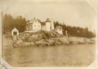 Bass Harbor Head Lighthouse, ca. 1910