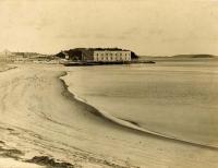 Fort Popham, Phippsburg, ca. 1900