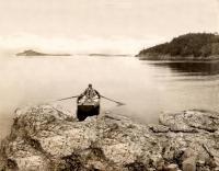Barred Island, Penobscot Bay, ca. 1910