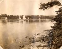 Northeast Harbor, Maine. ca. 1910