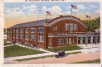 Exposition Building, Portland, ca. 1935