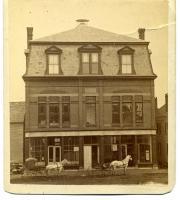 Odd Fellows Hall, Westbrook, 1883