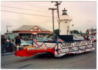 Channel Lighthouse parade model, Lubec, 1990