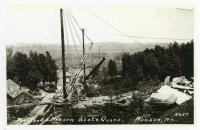Slate Quarry Hoist, Monson, ca. 1900