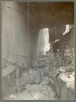 Slate Quarry in winter, Monson, ca. 1890