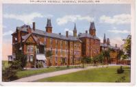 Maine General Hospital, Portland, ca. 1906