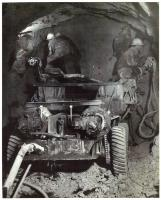 Slate Quarry Operation, Barnard, 1951