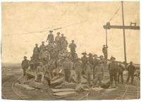 Quarry Employees, Monson, ca. 1900